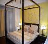 大华南湖公园世家三居室新中式风