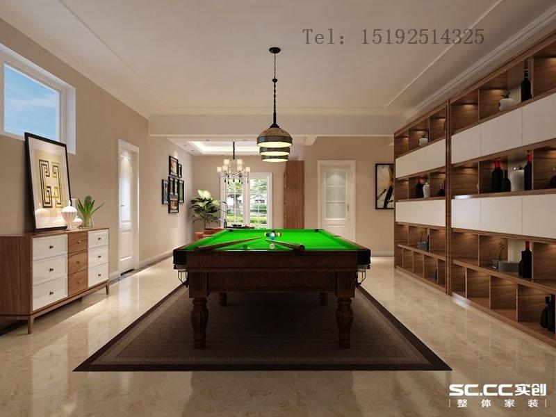 别墅 简约 长水山庄 其他图片来自快乐彩在长水山庄236平别墅装修设计的分享