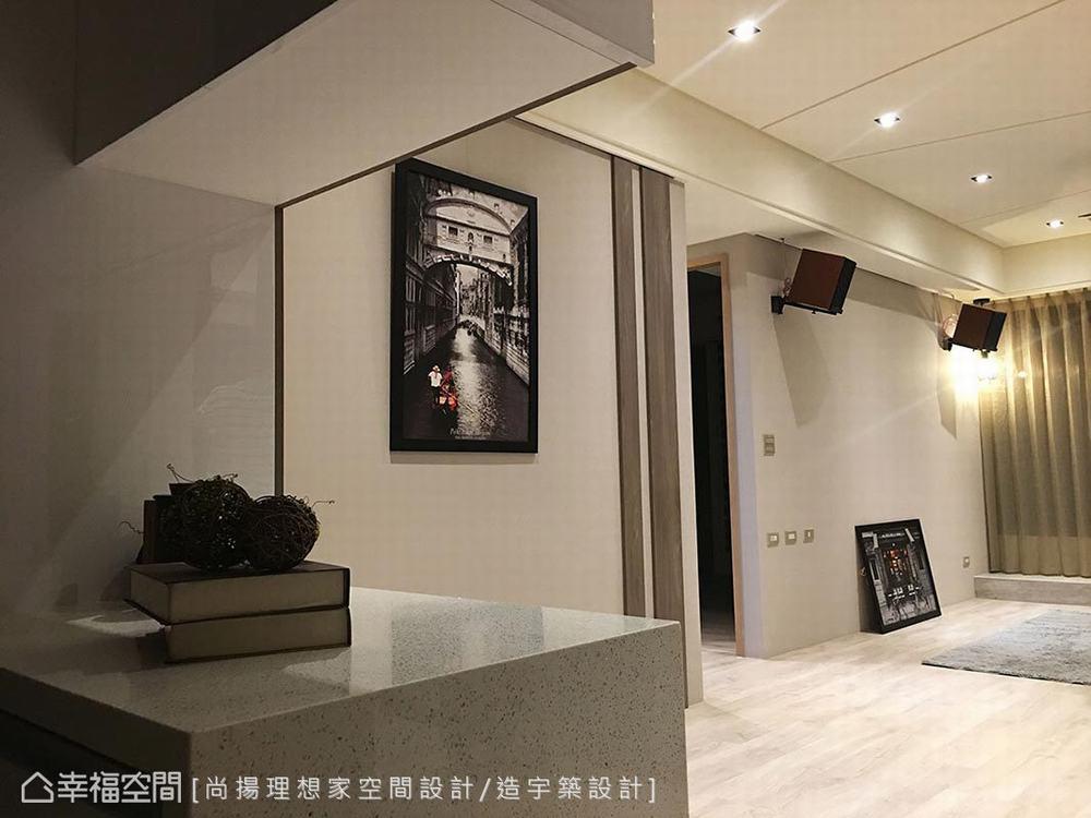 三居 休闲 厨房图片来自幸福空间在改写系统柜印象 92平人文休闲宅的分享