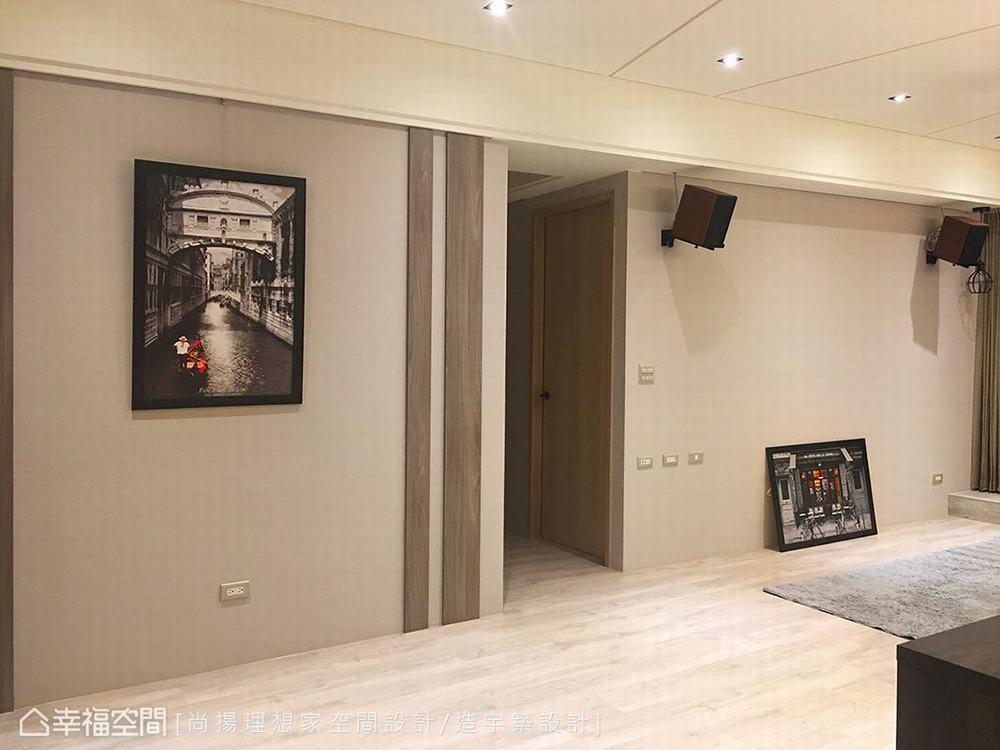 三居 休闲 其他图片来自幸福空间在改写系统柜印象 92平人文休闲宅的分享