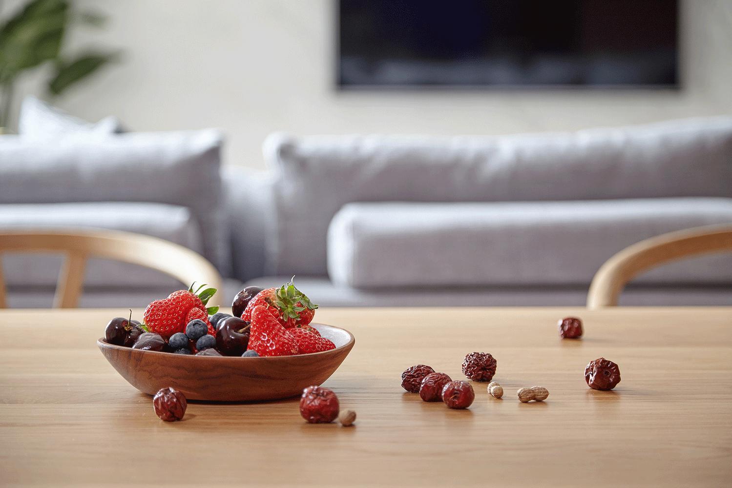 简约 佛系 MUJI风 餐厅图片来自尚舍设计在朴简练,MUJI生活方式的分享