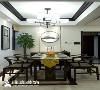餐桌桌面摆台,更多的融入中国元素。