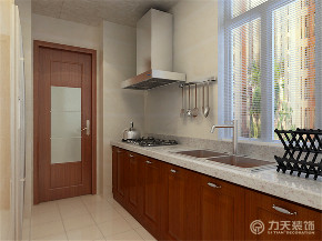 简约 现代 三居 白领 收纳 80后 厨房图片来自阳光放扉er在力天-津南新城120㎡-现代简约的分享