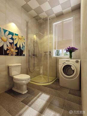 简约 现代 二居 收纳 旧房改造 卫生间图片来自阳光放扉er在力天装饰-华城领秀91㎡现代简约的分享