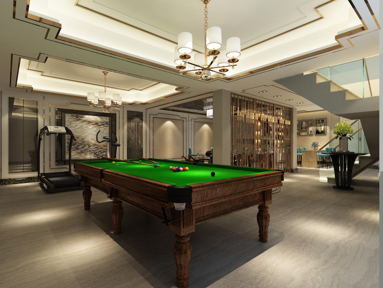 金地格林 白金院邸 别墅装修 新古典风格 腾龙设计 其他图片来自腾龙设计在金地格林白金院邸别墅设计项目的分享