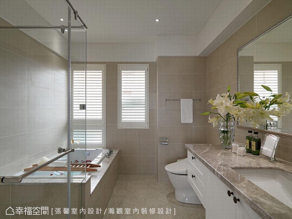 二居 美式 卧室图片来自幸福空间在纯真而典雅 112平日光美式居宅的分享