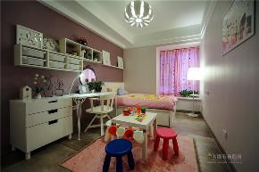 北欧 欧式 四居 白领 品味 简约 儿童房图片来自广州名雕装饰在现代北欧风,自然与舒适完美结合的分享