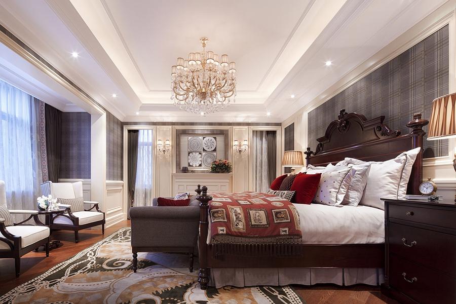 紫郡观澜 卧室图片来自我是小样在紫郡观澜四室169平现代简约风格的分享