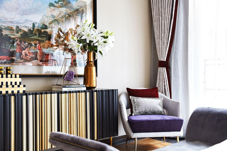 新中式 别墅 卧室图片来自别墅设计师杨洋在唯美生活 现代中式之风的分享