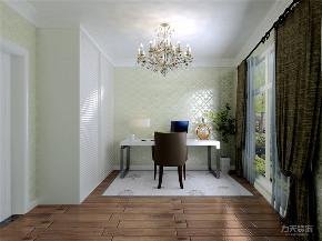 简约 欧式 二居 收纳 白领 80后 书房图片来自阳光力天装饰在力天装饰桦林园89㎡轻奢风格的分享