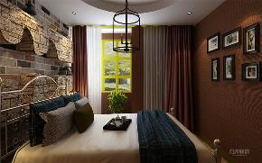 地中海 二居 白领 收纳 旧房改造 卧室图片来自阳光力天装饰在力天装饰时光里93㎡-地中海风格的分享