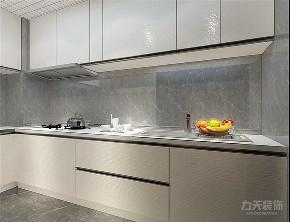 北欧 三居 白领 收纳 小资 80后 厨房图片来自阳光放扉er在力天装饰道俊华园101㎡-北欧风格的分享