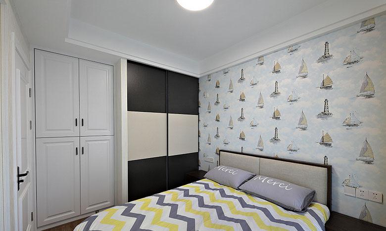 儿童房图片来自家装大管家在美观舒适 139平现代大气风3居室的分享