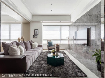现代新中式 106平老屋的幸福面貌