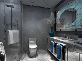 简约 现代 三居 收纳 小资 卫生间图片来自阳光放扉er在力天装饰-静德花园-150㎡-现代的分享