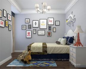 简欧 欧式 二居 收纳 小资 儿童房图片来自阳光放扉er在力天装饰-中央学府-75㎡-简欧的分享