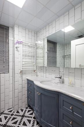 80后 美式 精致 卫生间图片来自无锡吉友洪设计工作室在美式 | 素年锦时的分享