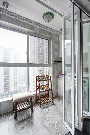 田园 美式 二居 小资 阳台图片来自无锡吉友洪设计工作室在美式 | 笙夏的分享