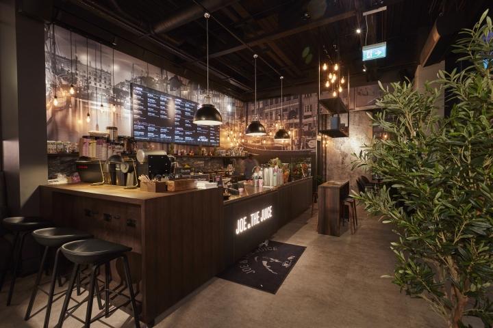 曼哈顿风格 咖啡厅装修 咖啡厅设计 美食店装修 三居 餐厅图片来自尚品老木匠装饰设计事务所在曼哈顿风格咖啡厅设计的分享