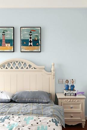 美式 三居 80后 儿童房图片来自无锡吉友洪设计工作室在美式 | 云渡的分享