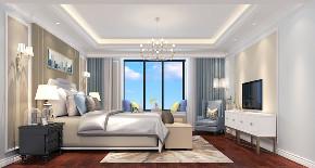 欧式 田园 混搭 三居 白领 收纳 卧室图片来自圣奇凯尚室内设计工作室在圣奇凯尚-极致简美的分享