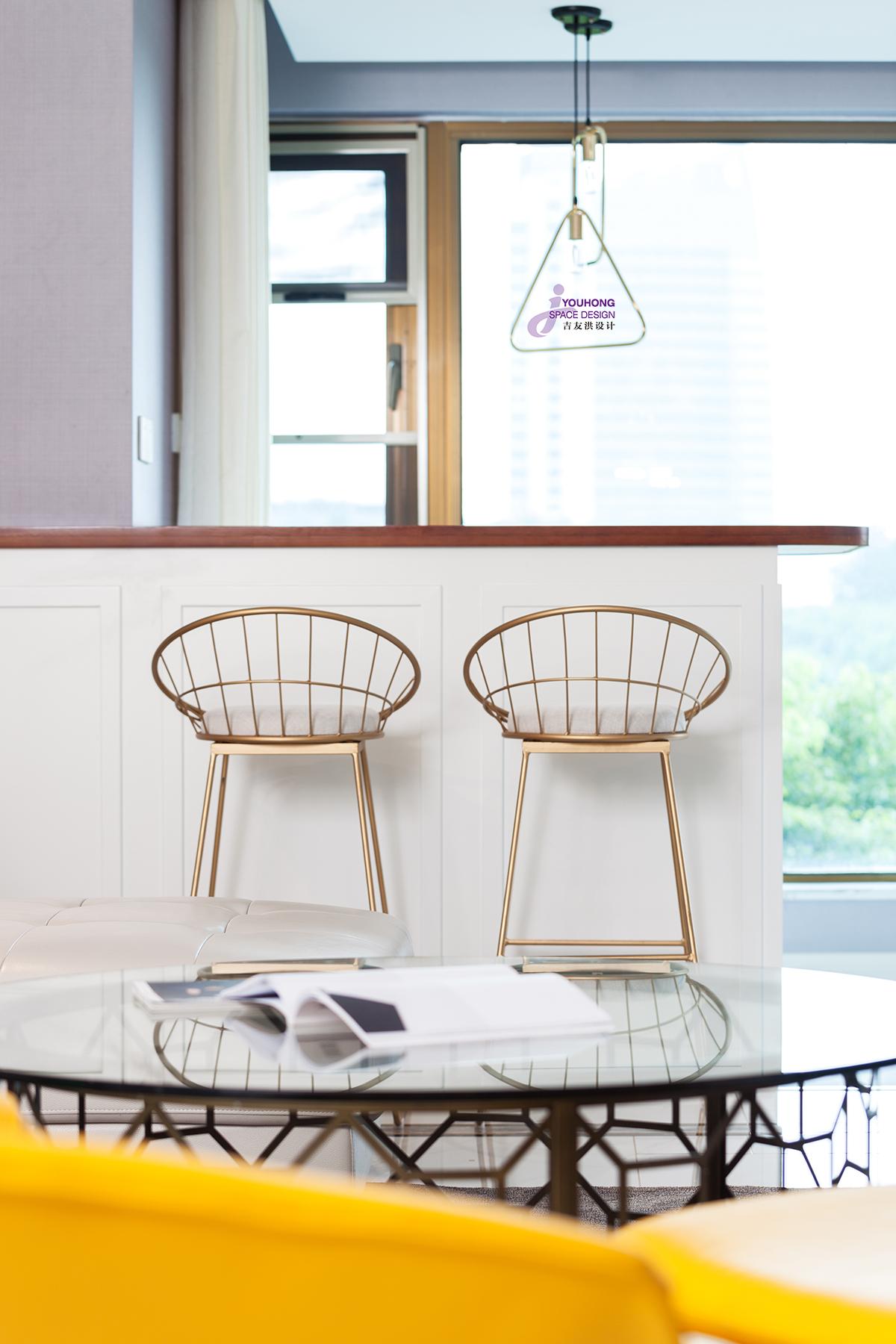 80后 美式 精致 客厅图片来自无锡吉友洪设计工作室在美式   素年锦时的分享