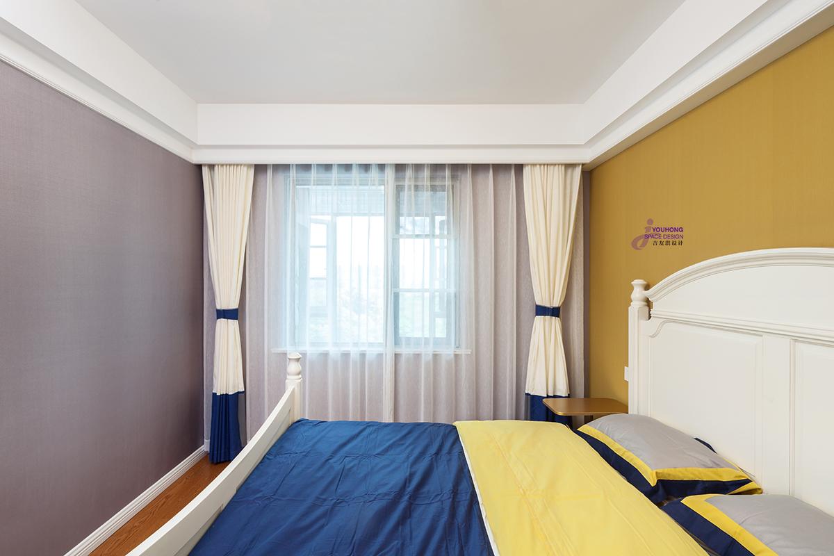 80后 美式 精致 儿童房图片来自无锡吉友洪设计工作室在美式 | 素年锦时的分享