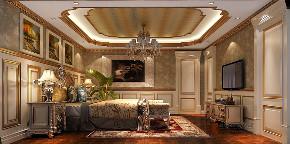 欧式 别墅 跃层 复式 大户型 小资 80后 儿童房图片来自高度国际姚吉智在永定河孔雀城420平米欧式奢华的分享