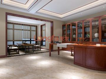 曲池东岸·新中式风格·五居室