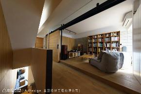 三居 别墅 田园 书房图片来自幸福空间在139平The Lim Retreat的分享