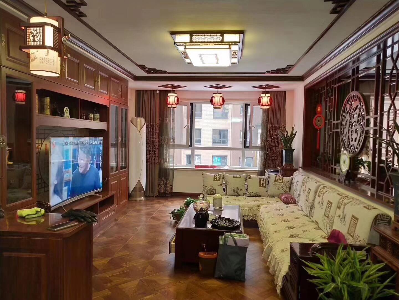 简约 中式 80后 小资 白领 收纳 三居 生活 设计 客厅图片来自生活家-月昂在梅西湖金茂悦90㎡中式风格鉴赏!的分享