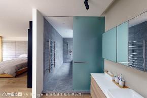 三居 别墅 田园 卫生间图片来自幸福空间在139平The Lim Retreat的分享