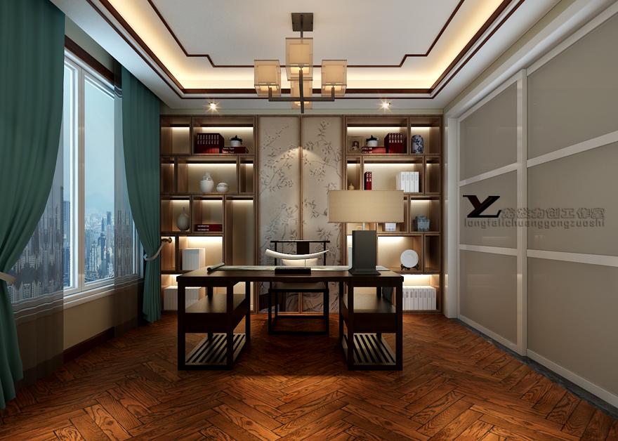 莱安逸辉 简欧风格 330平方米图片来自西安龙发室内设计在莱安逸珲·简欧风格·多居室的分享