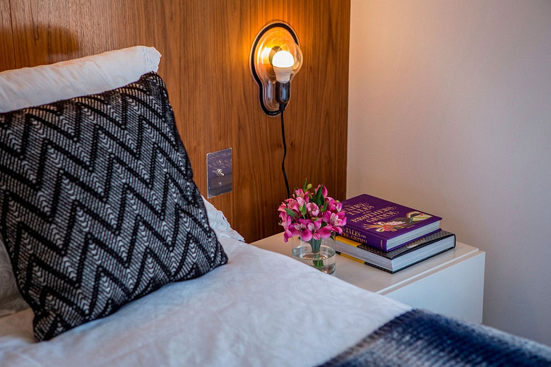 城市蓝湾 卧室图片来自我是小样在城市蓝湾两室91平现代风格的分享