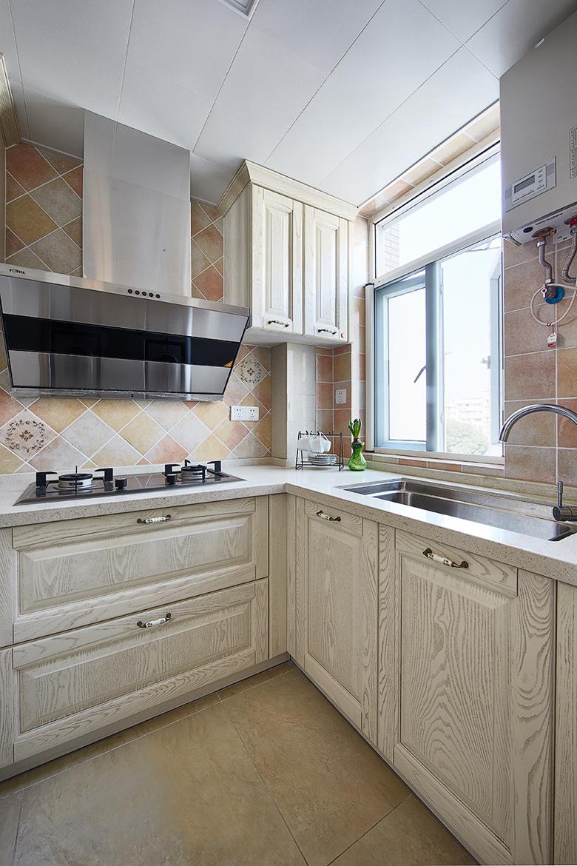 厨房图片来自我是小样在万科高新华府四室140平现代风格的分享