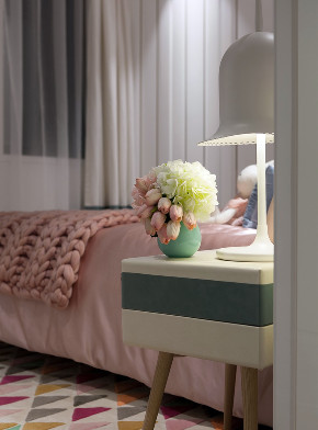 简约 中式 新中式 儿童房图片来自别墅设计师杨洋在简洁舒适高雅之新中式风格的分享