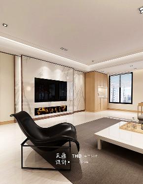 现代 简约 舒适 游小华 天汇设计 80后 小资 客厅图片来自福建天汇设计工程有限公司在THD-天匯設計《日曜》游小华的分享