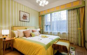 现代 四居 三居 大户型 跃层 复式 小资 80后 儿童房图片来自高度国际姚吉智在167平米后现代感受多变的生活的分享
