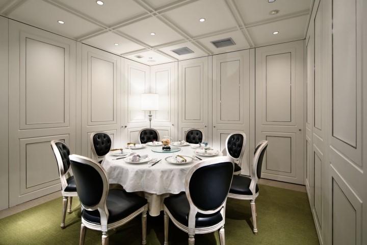餐厅设计 餐厅装修 川菜馆设计 装修设计 现代风格 川西民宿 餐厅图片来自尚品老木匠装饰设计事务所在川渝情-川菜馆设计的分享