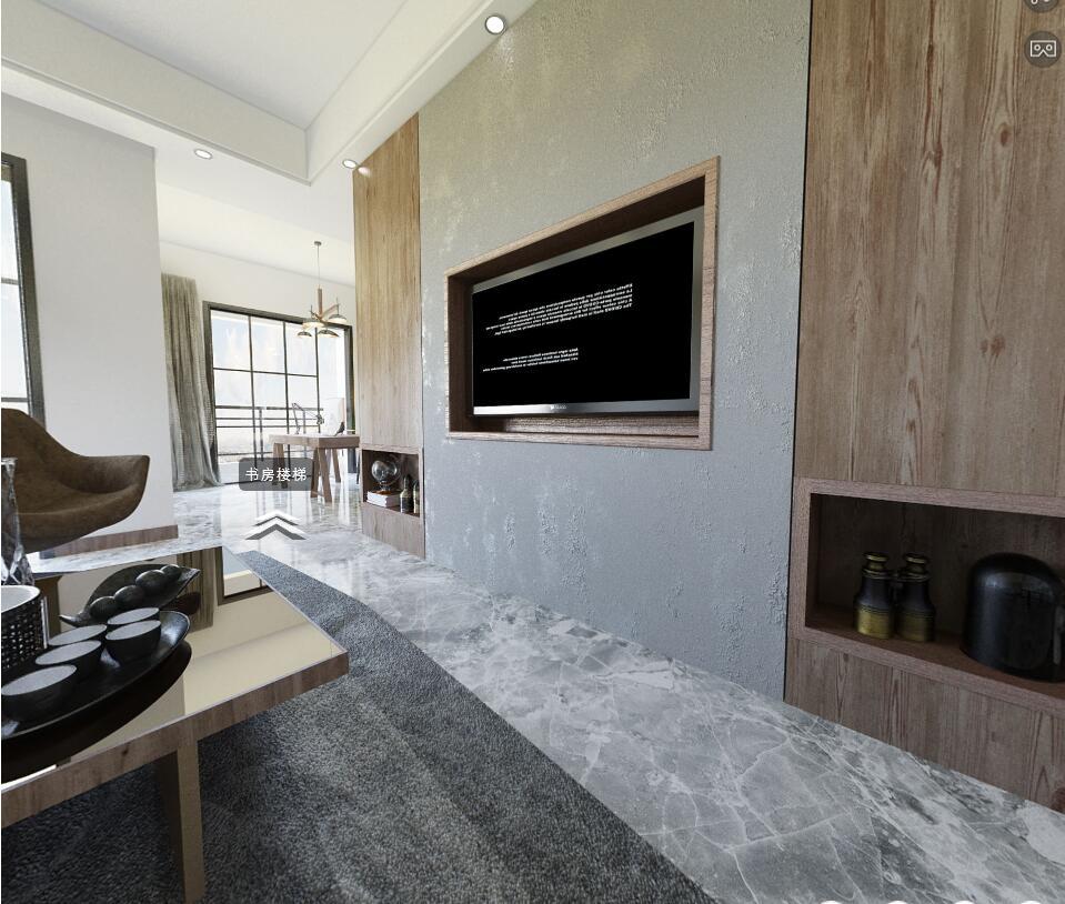 简约 80后 三居 客厅图片来自福州有家装饰-小彭在融信澜郡-3.16的分享