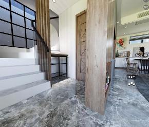 简约 80后 三居 楼梯图片来自福州有家装饰-小彭在融信澜郡-3.16的分享