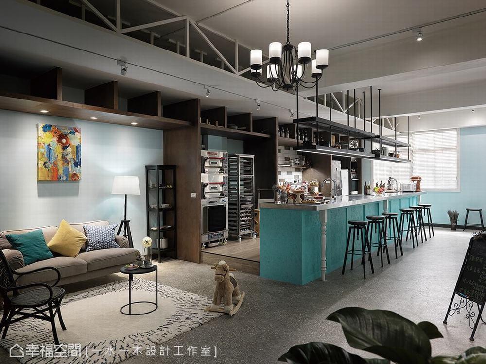 工业 商空 其他图片来自幸福空间在梦想成真 83平异国怀旧暖心餐厅的分享