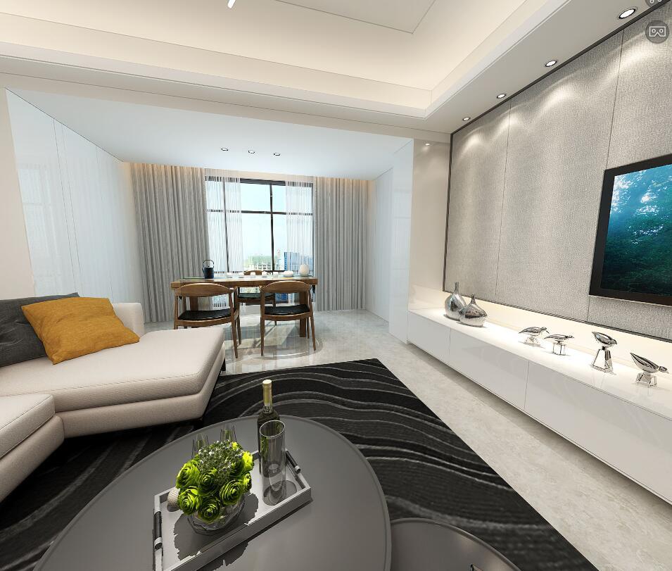 简约 别墅 客厅图片来自福州有家装饰-小彭在自建房别墅-3.18的分享