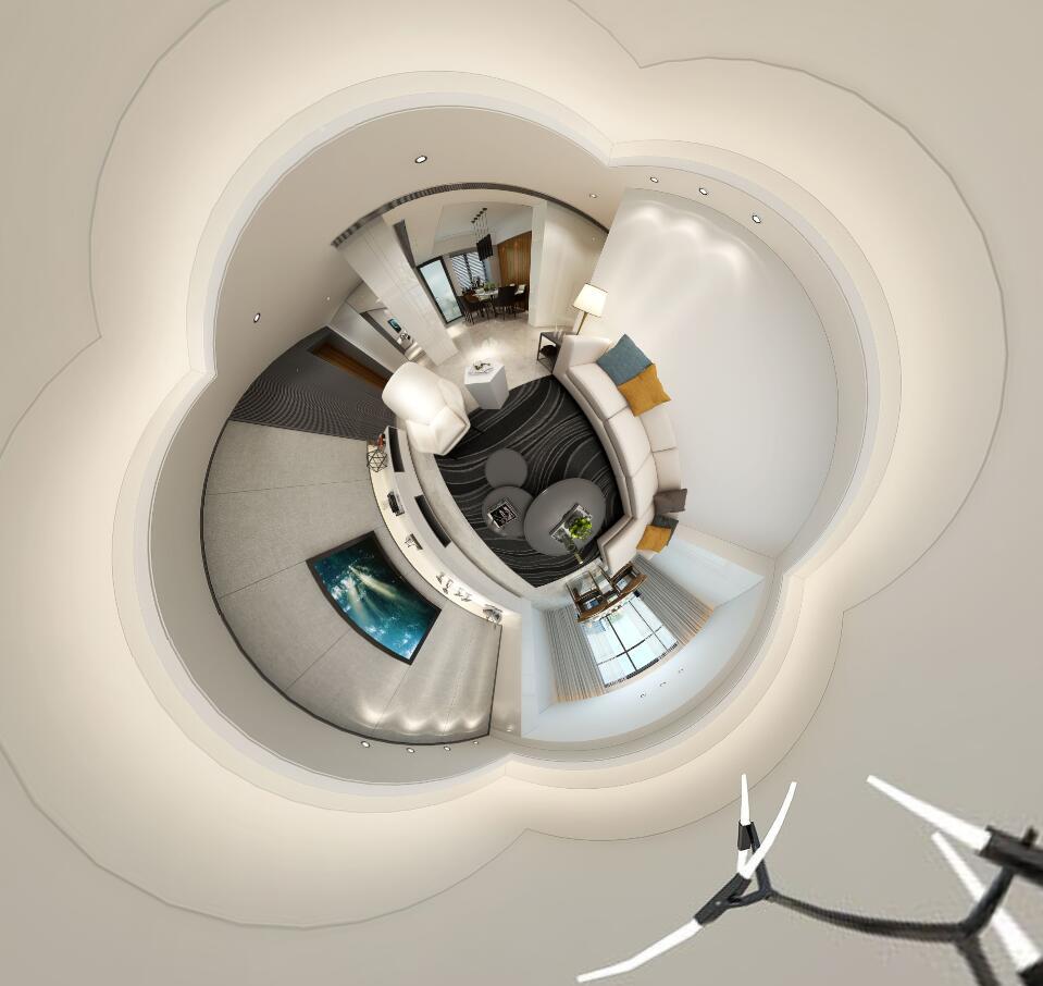 简约 客厅图片来自福州有家装饰-小彭在自建房别墅-3.18的分享