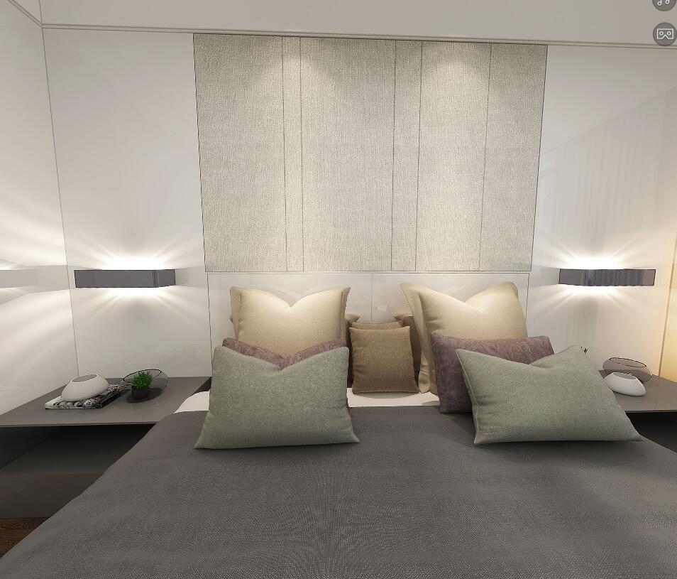 简约 别墅 自建房 卧室图片来自福州有家装饰-小彭在自建房别墅-3.18的分享