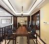 晶苑四季御庭别墅项目装修新中式风格完工实景展示,上海腾龙别墅设计作品,欢迎品鉴