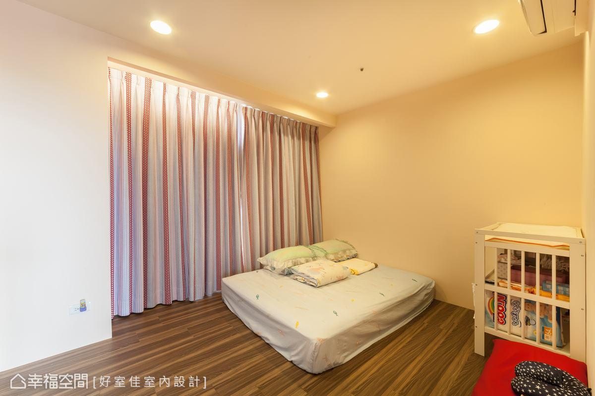 三居 休闲 卧室图片来自幸福空间在美式99平幸福小窝的分享