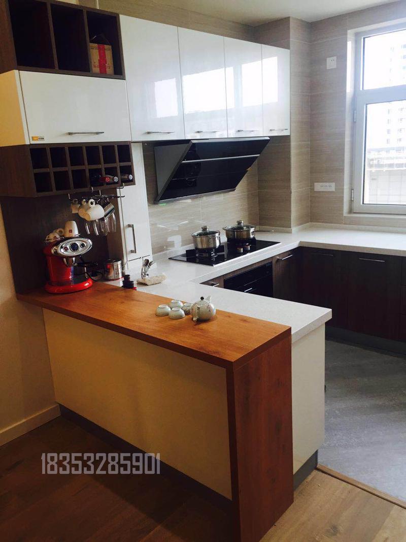 国际名都 青岛装修 167平装修 厨房图片来自实创装饰集团青岛公司在国际名都165平老房翻新的分享
