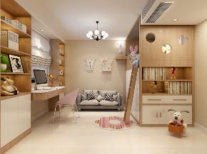简约 欧式 混搭 三居 白领 收纳 旧房改造 80后 小资 儿童房图片来自圣奇凯尚室内设计工作室在圣奇凯尚装饰-简约北欧风格的分享