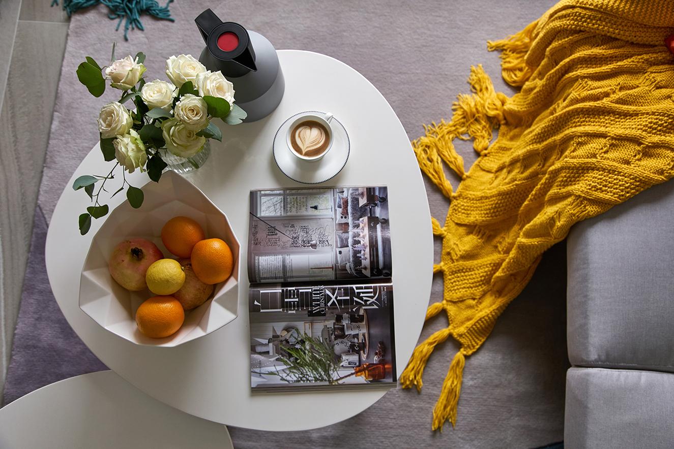 简约 三居 小资 客厅图片来自尚舍设计在归蜀的分享
